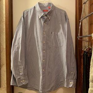 Izod Men's XL Casual or Dress Shirt EUC Nice